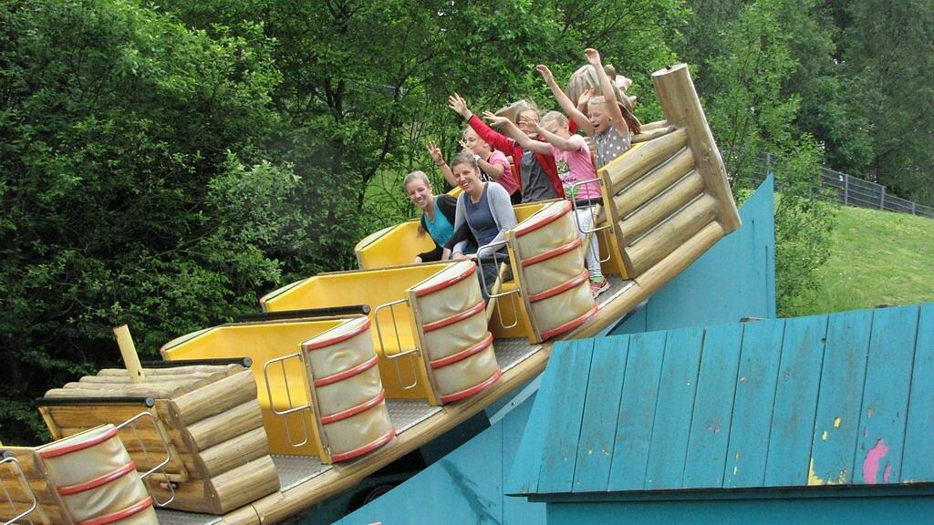 Saisonabschluss 2014/2015 Fort Fun