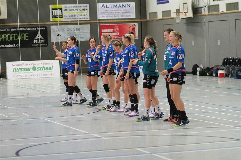 1. Bundesliga  HSG Bad Wildungen Vipers  -  HSG Blomberg-Lippe
