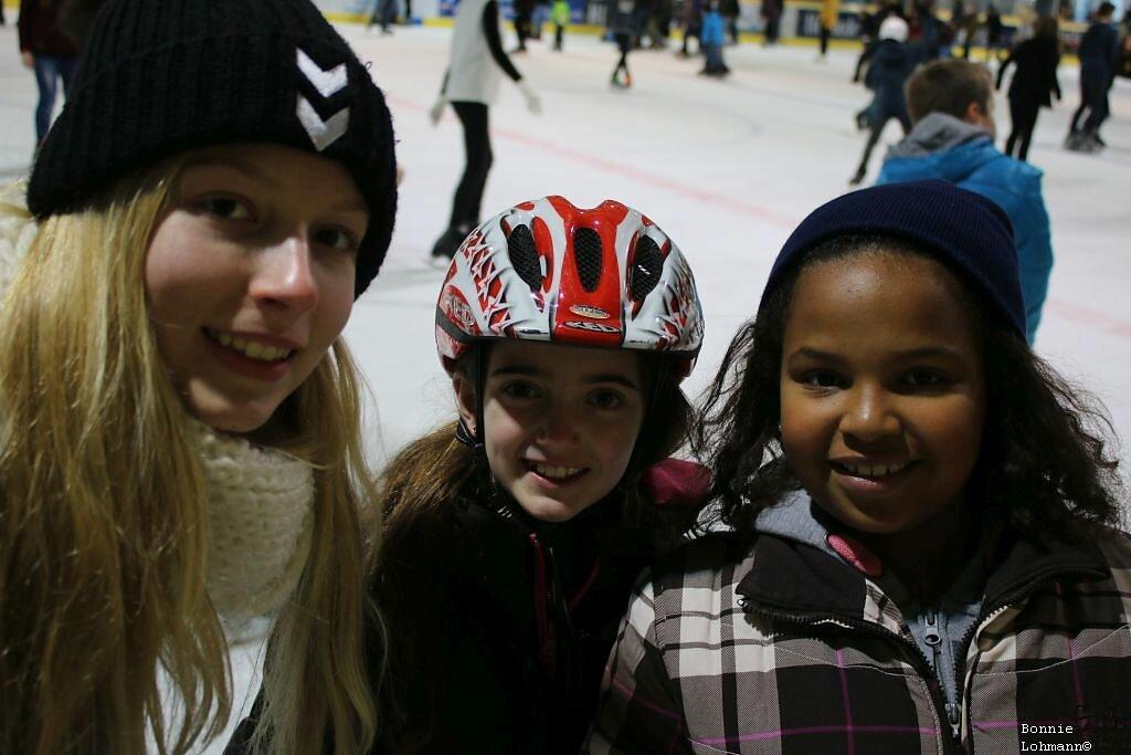 Ausflug HSG-Jugend zur Eisbahn Herford