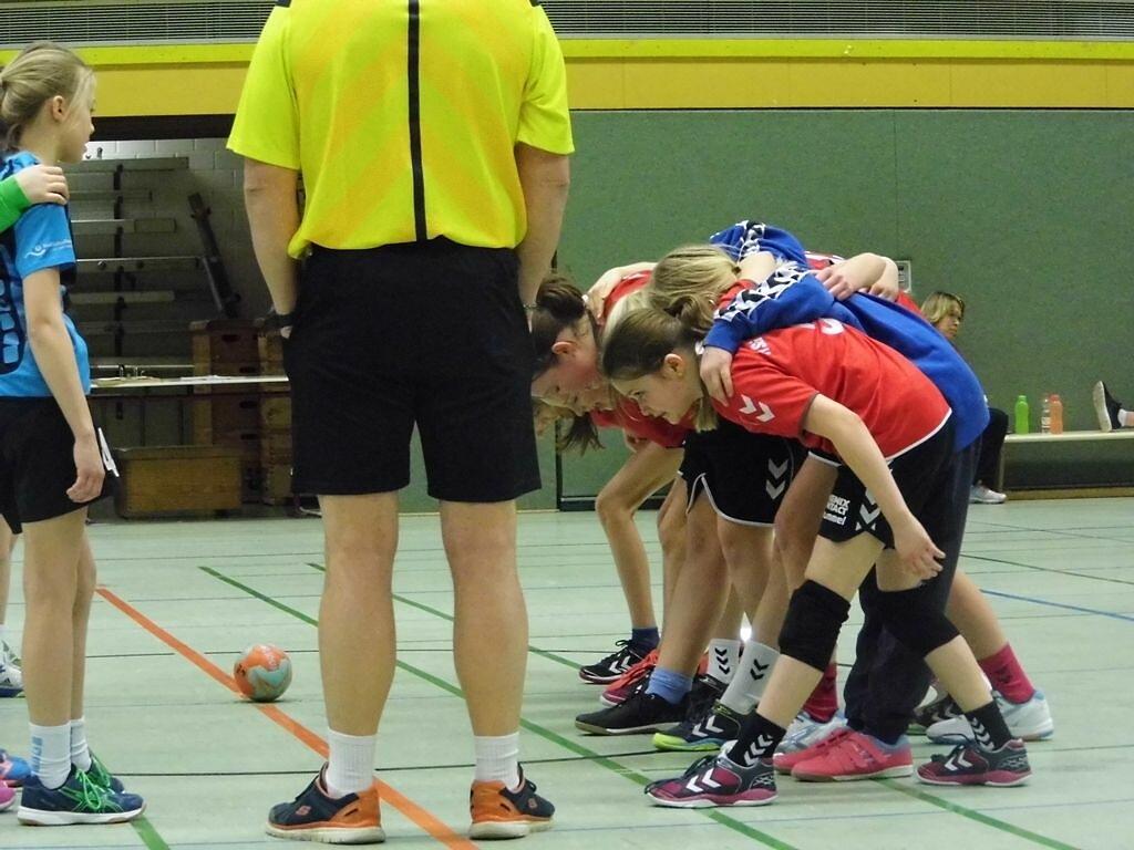 wE1 HSG Blomberg-Lippe - Handball Bad Salzuflen