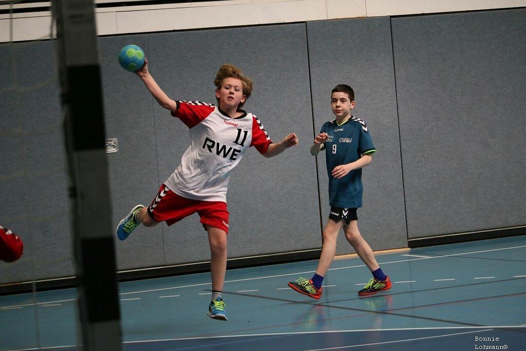 mD  HSG Blomberg-Lippe  -  SG Handball Detmold 1