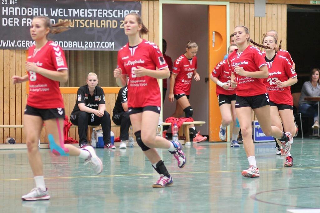 wA1 VfL Oldenburg - HSG Blomberg-Lippe