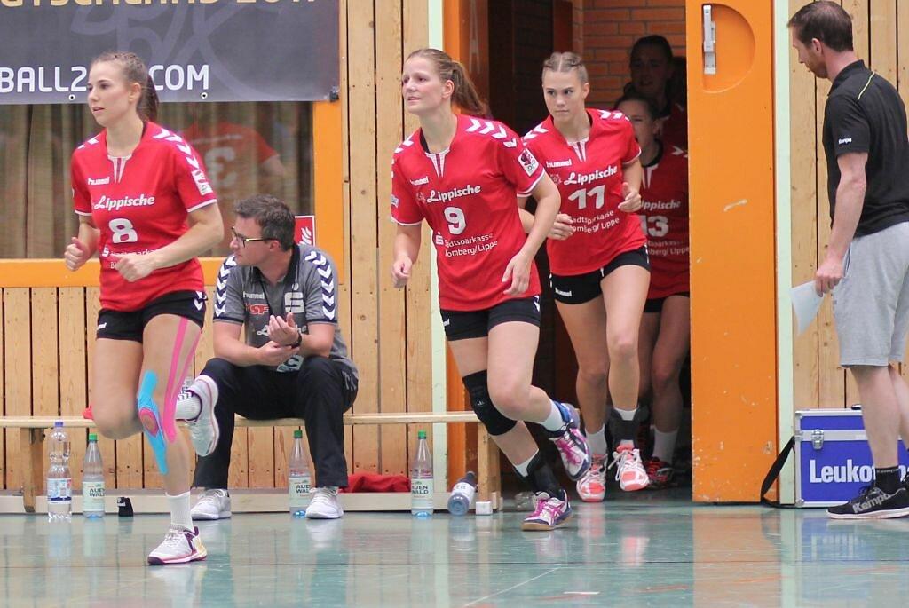 wA1 HSG Blomberg-Lippe - TSV Bayer Leverkusen