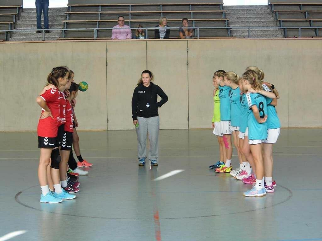 SG Handball Detmold 2 wD1 HSG Blomberg-Lippe