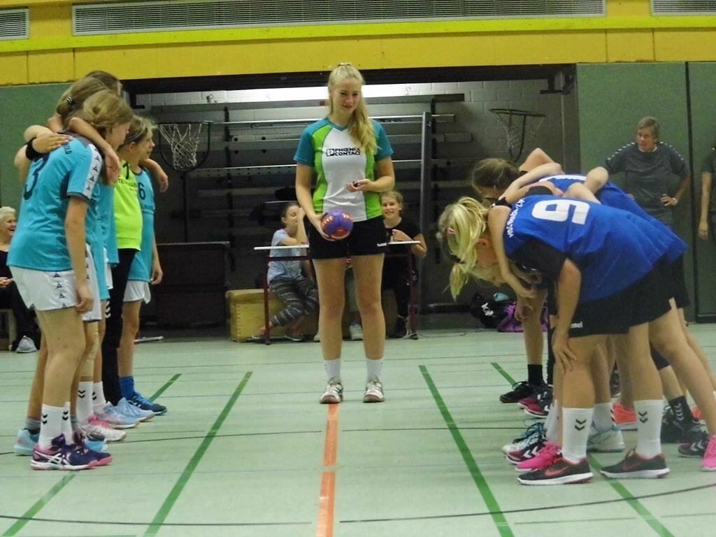 wD2 HSG Blomberg-Lippe - SG Handball Detmold 2