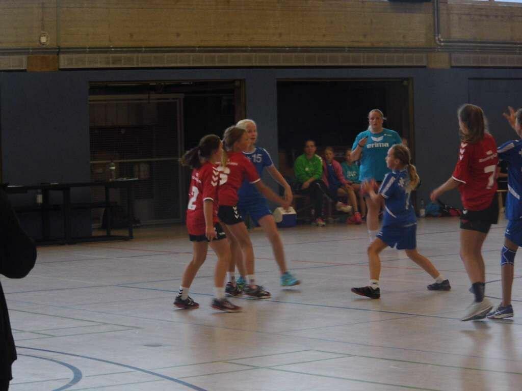 Handball Lemgo 2 . wD1 HSG Blomberg-Lippe