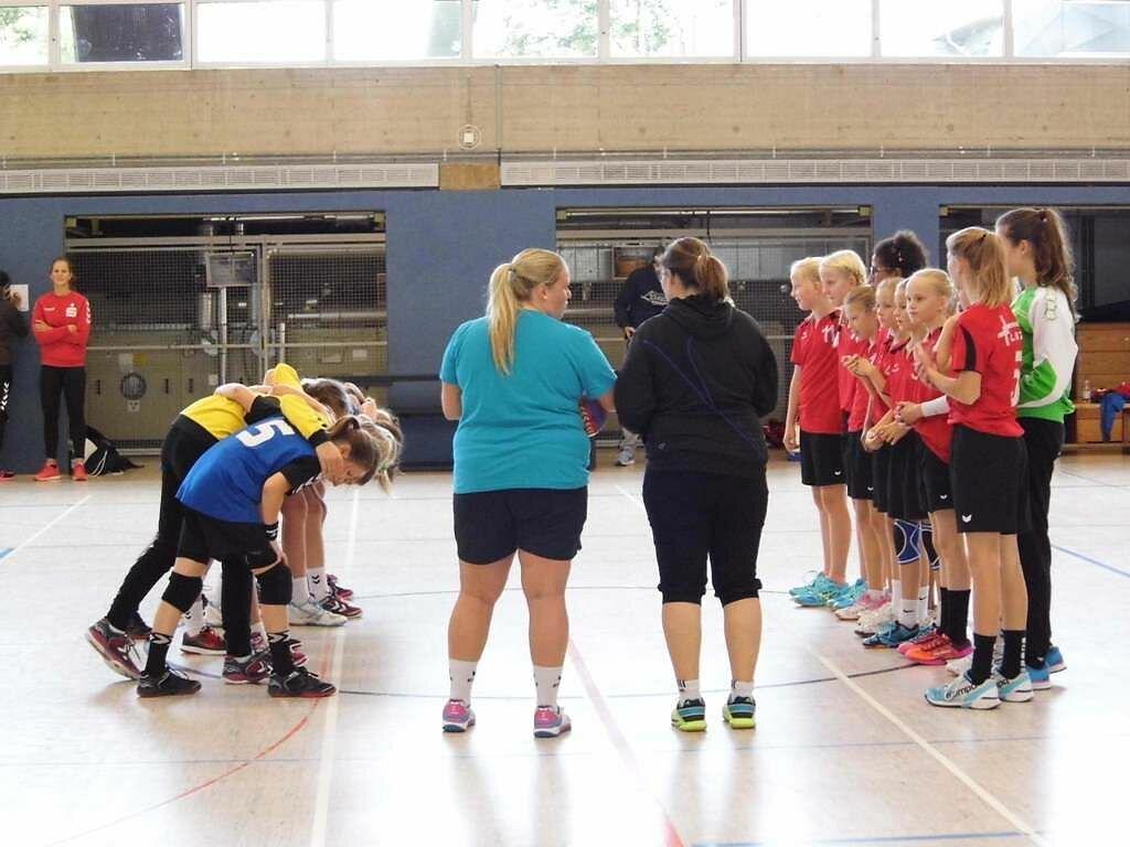 Handball Lemgo 1 - wD2 HSG Blomberg-Lippe