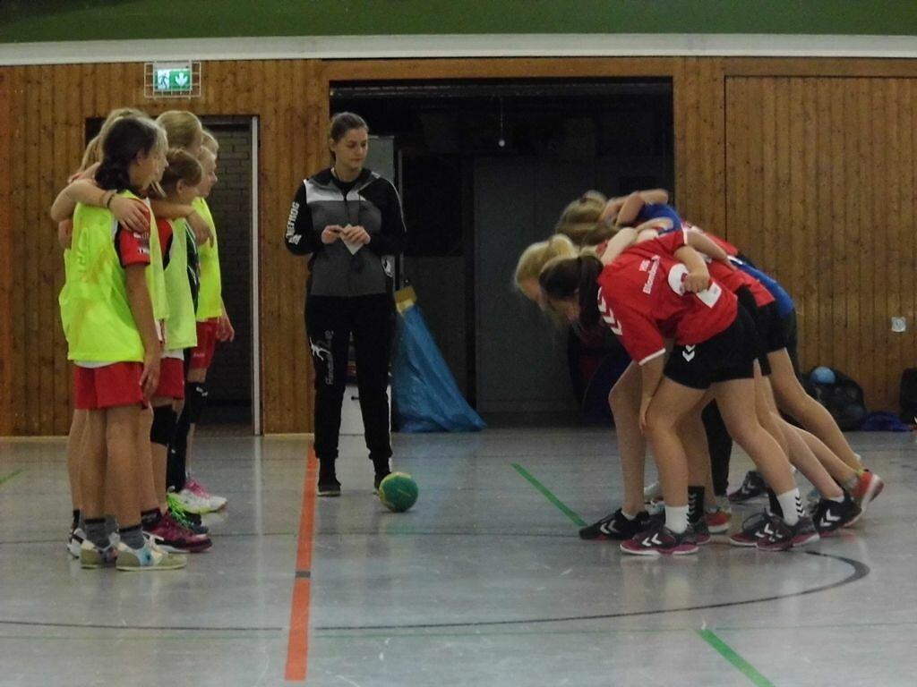 TSV Hillentrup - wD1 HSG Blomberg-Lippe