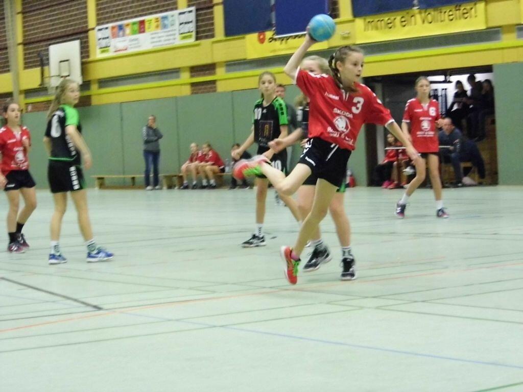 wD1 HSG Blomberg-Lippe - TSV Oerlinghausen
