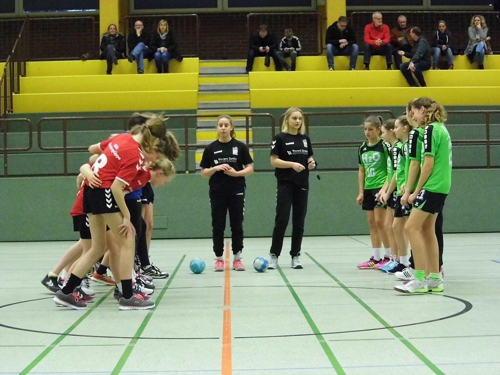 Pokalviertelfinale wD1 - TuS Müssen/Billinghausen
