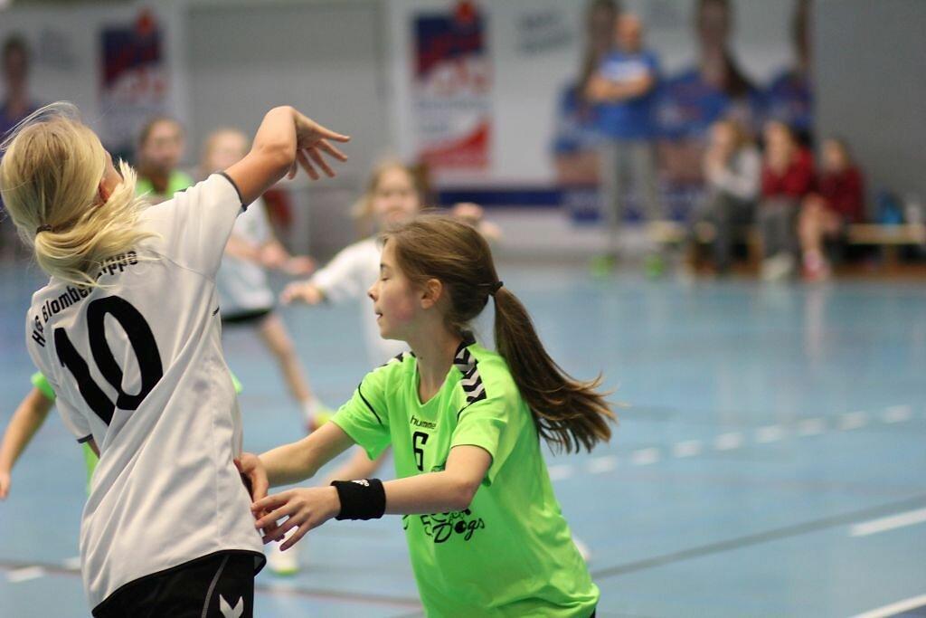 wE3 HSG Blomberg-Lippe - SG Handball Detmold 1