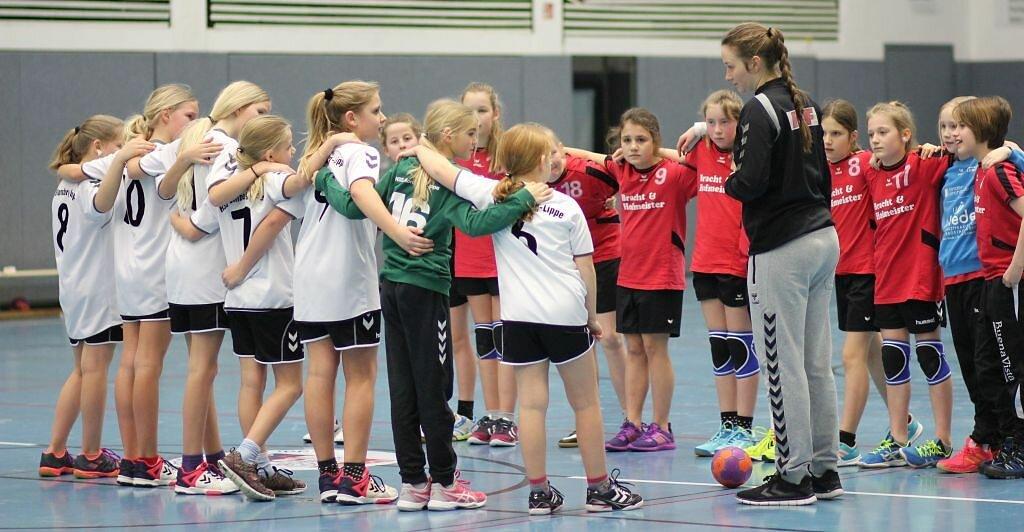 wE3 HSG Blomberg-Lippe - HSG Handball Lemgo
