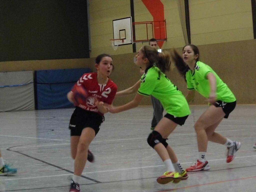 Handball Detmold 1 - wD1 HSG Blomberg-Lippe