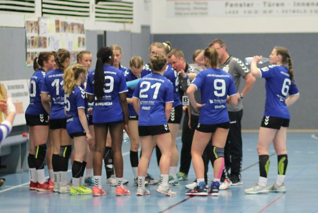 wA1 HSG Blomberg-Lippe - HC Leipzig