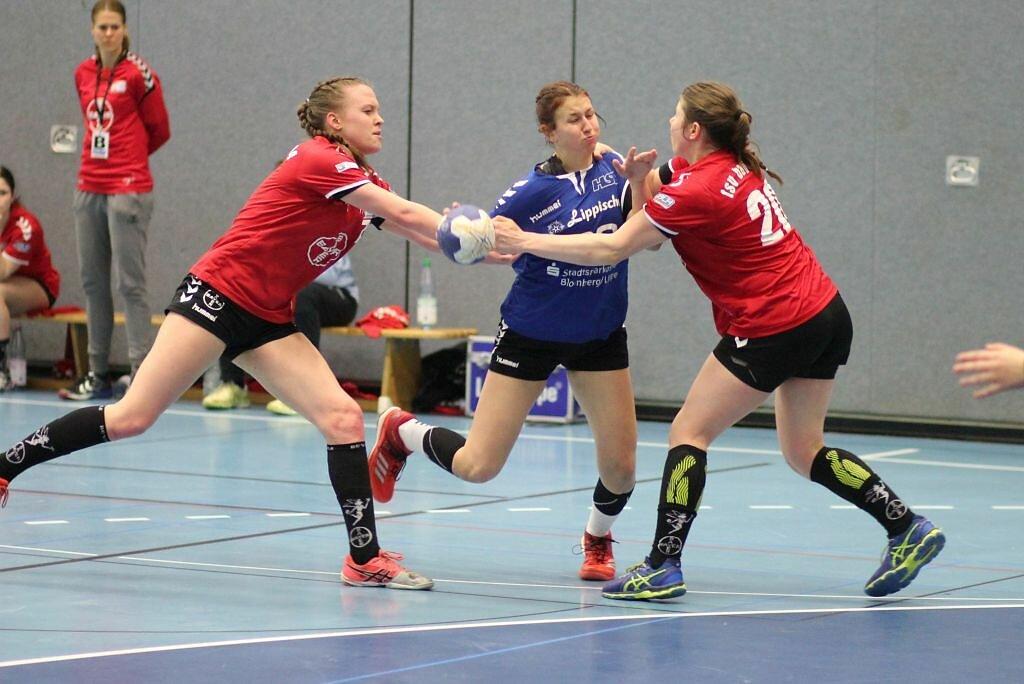 w2 HSG Blomberg-Lippe - TSV Bayer Leverkusen
