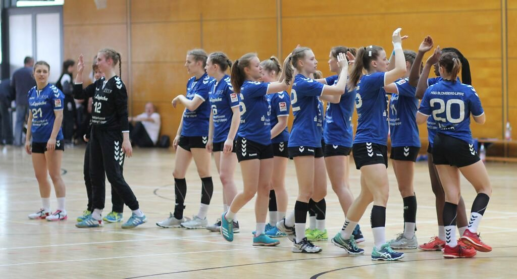 wA1 HC Leipzig - HSG Blomberg-Lippe