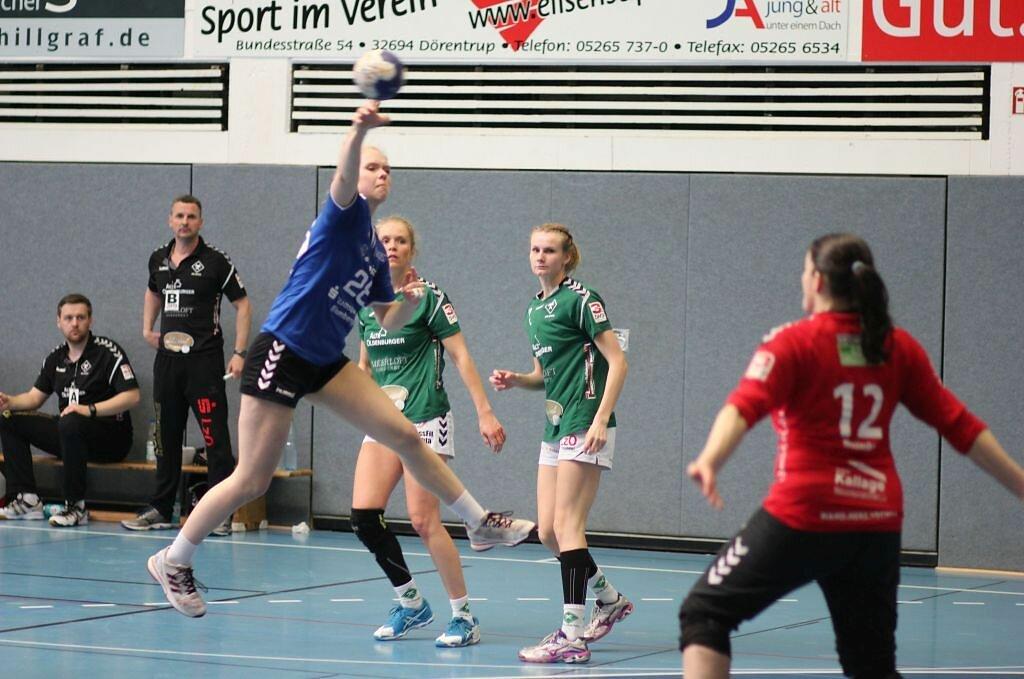 w2 HSG Blomberg-Lippe - SFN Vechta