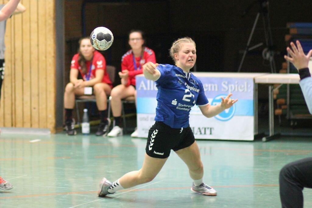 wA1 TSV Bayer Leverkusen - HSG Blomberg-Lippe