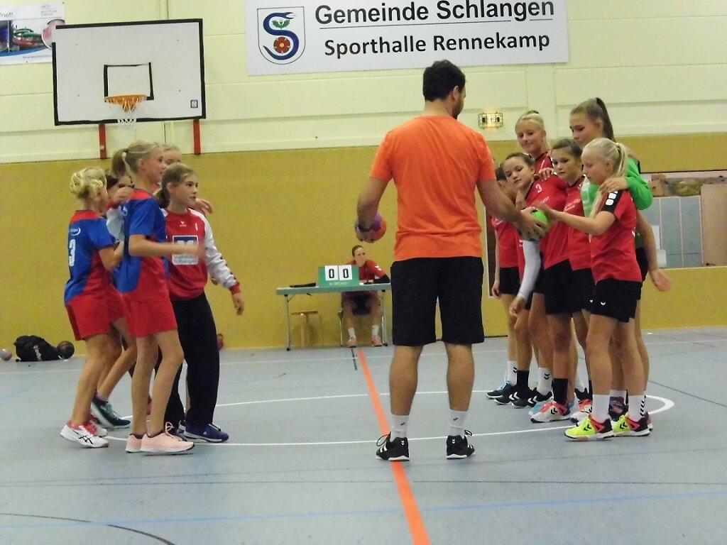 VfL Schlangen - wD1 HSG Blomberg-Lippe