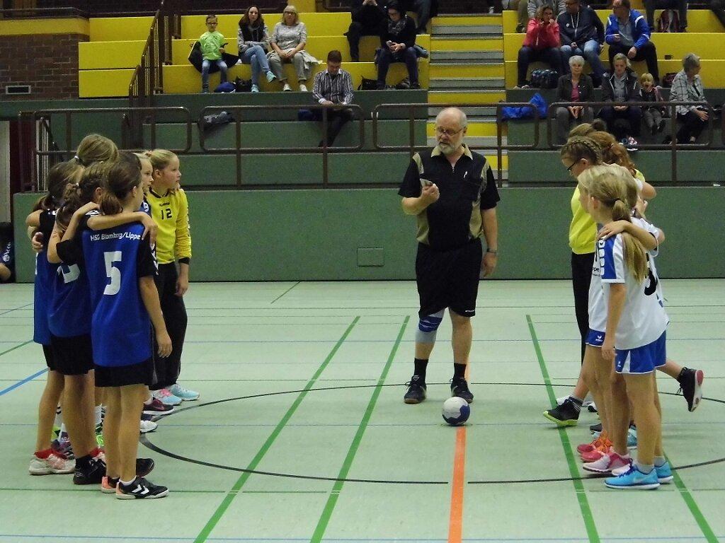 wD2 HSG Blomberg-Lippe - TSV Bösingfeld