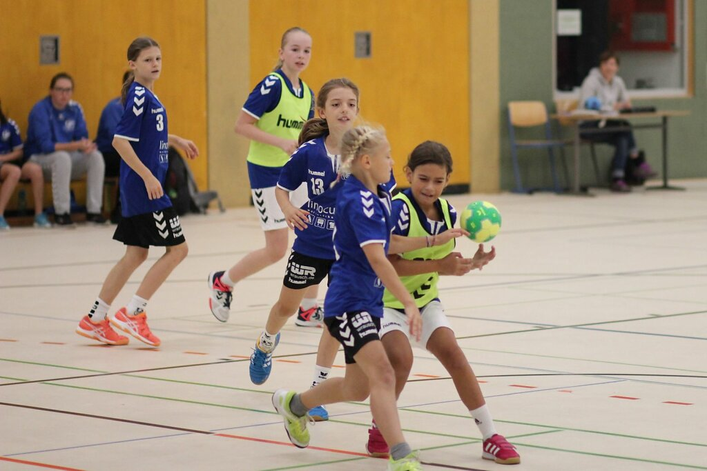 wE1 Handball Bad Salzuflen 1 - HSG Blomberg-Lippe