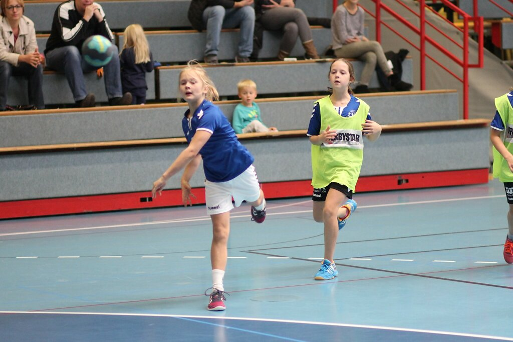 wE1 HSG Blomberg-Lippe - Handball Bad Salzuflen 2