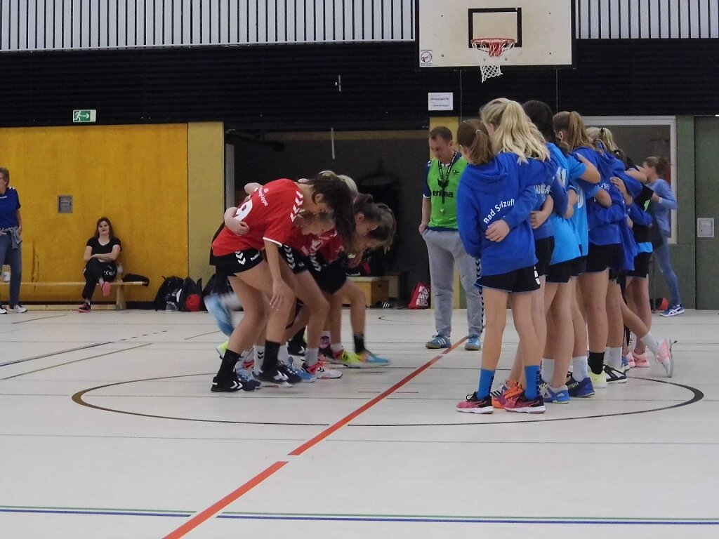 Handball Bad Salzuflen - wD1 HSG Blomberg-Lippe