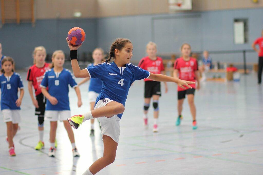 wE1 HSG Handball Lemgo - HSG Blomberg-Lippe