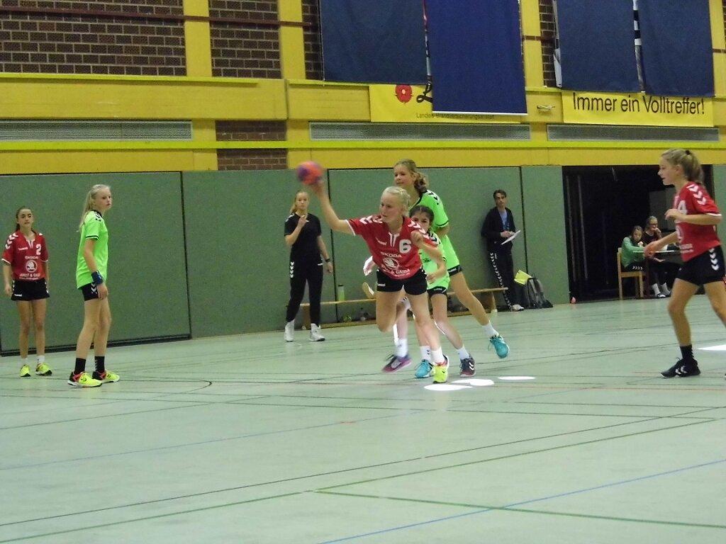 wD1 HSG Blomberg-Lippe - Handball Detmoldo