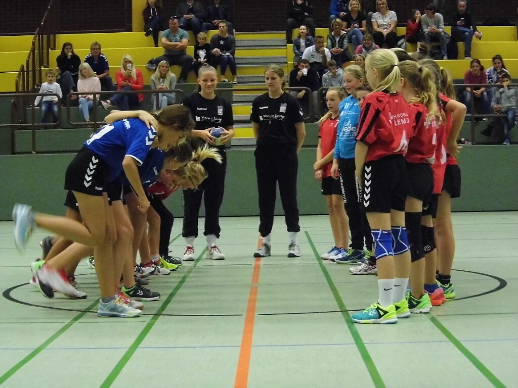 wD3 HSG Blomberg-Lippe - Handball Lemgo