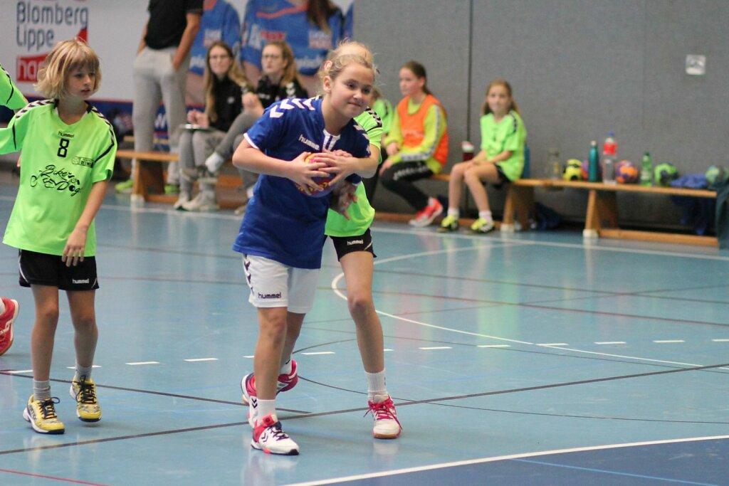 wE1 HSG Blomberg-Lippe - SG Handball Detmold