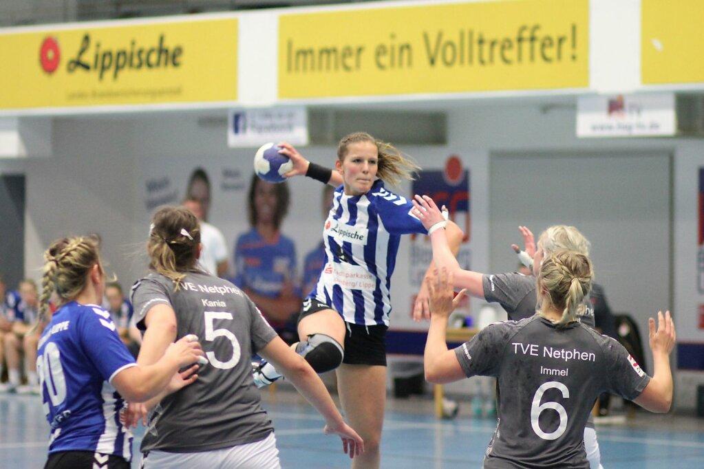 w2 HSG Blomberg-Lippe - TVE Netphen