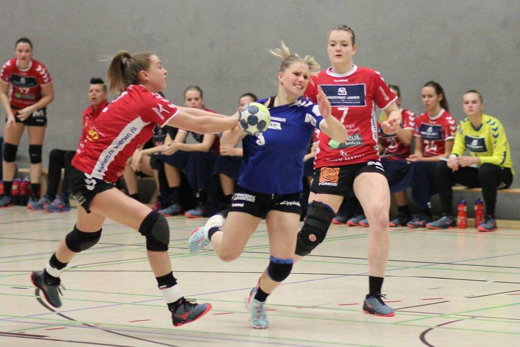 w1 HSG Blomberg-Lippe - Morrenhof Jansen Dalfsen