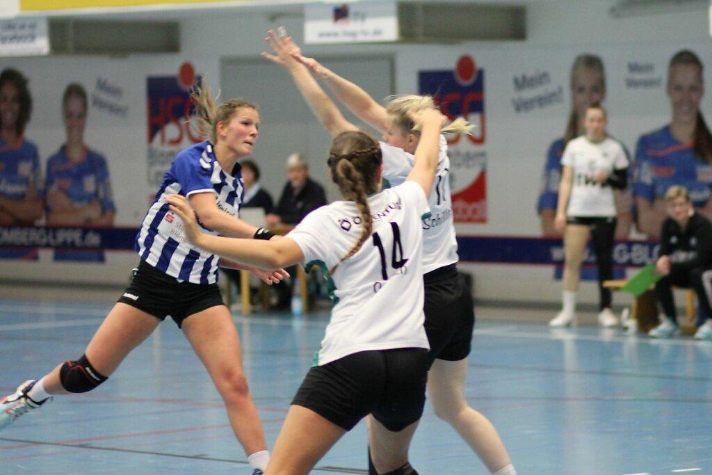 w2 HSG Blomberg-Lippe - VfL Oldenburg II