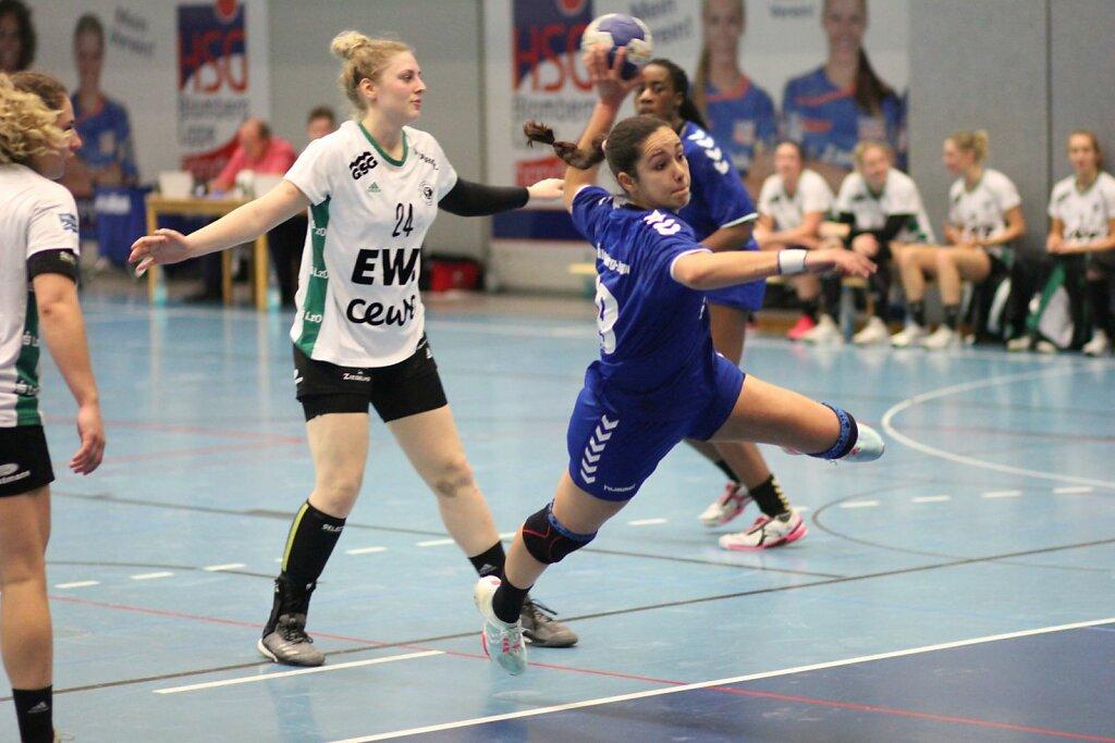 w1 HSG Blomberg-Lippe - VfL Oldenburg