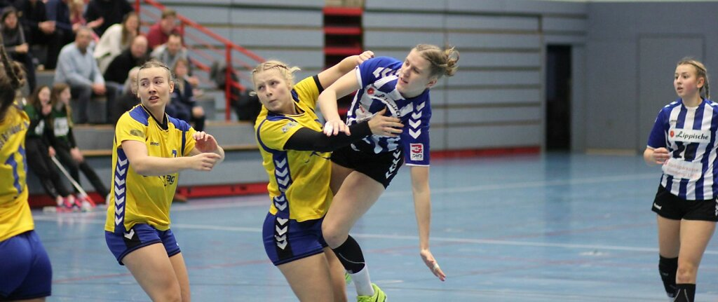 wA1 HSG Blomberg-Lippe - TG Bad Soden