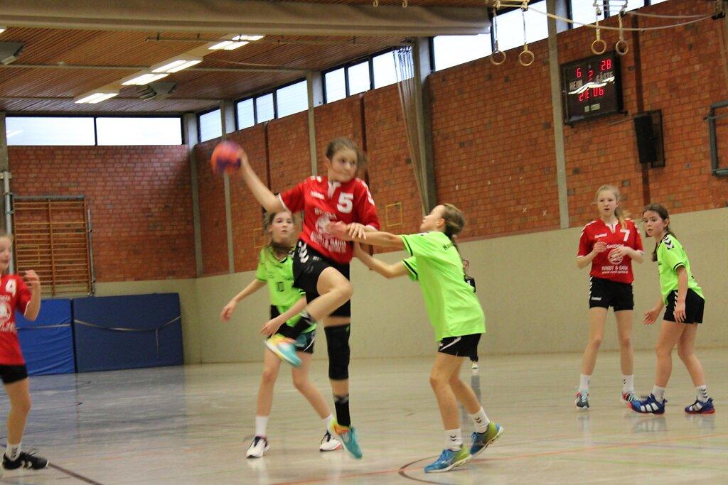 Handball Detmold - wD1 HSG Blomberg-Lippe