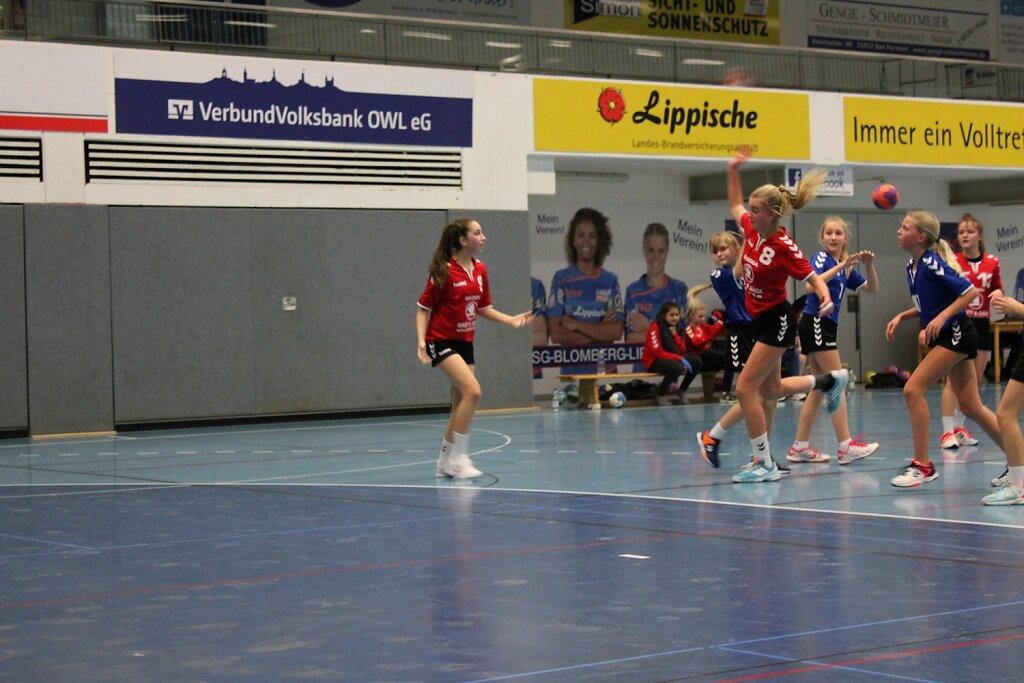 wD1 HSG Blomberg-Lippe - wD3 HSG Blomberg-Lippe