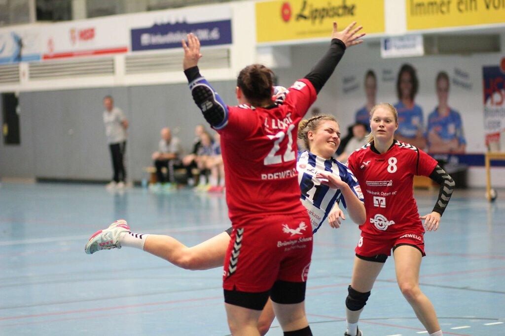 w2HSG Blomberg-Lippe - TV Oyten