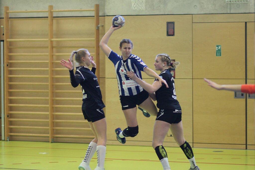 wA1 TSV Nord Harrislee - HSG Blomberg-Lippe