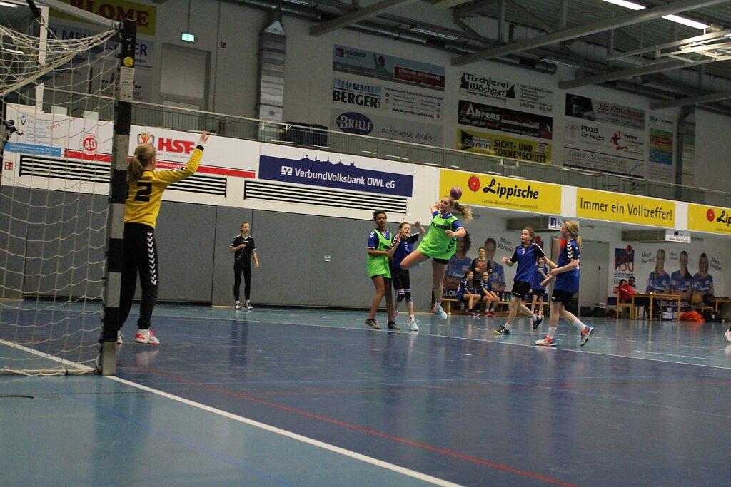 wD3 HSG Blomberg-Lippe - wD2 HSG Blomberg-Lippe
