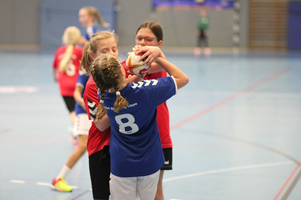 wE1 HSG Blomberg-Lippe - TSV Oerlinghausen