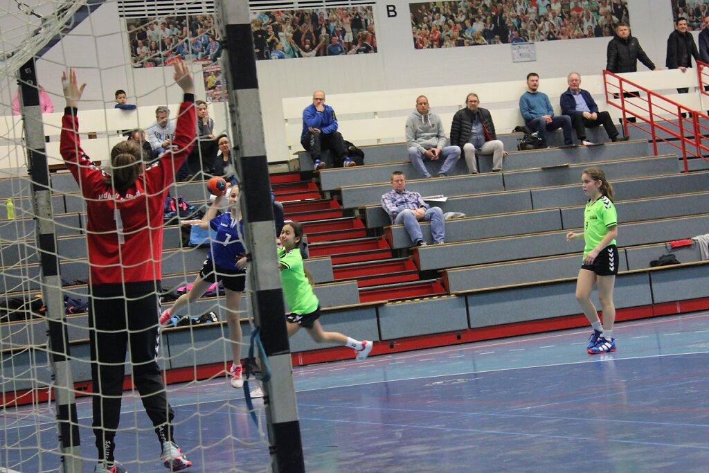 wD3 HSG Blomberg-Lippe - Handball Detmold