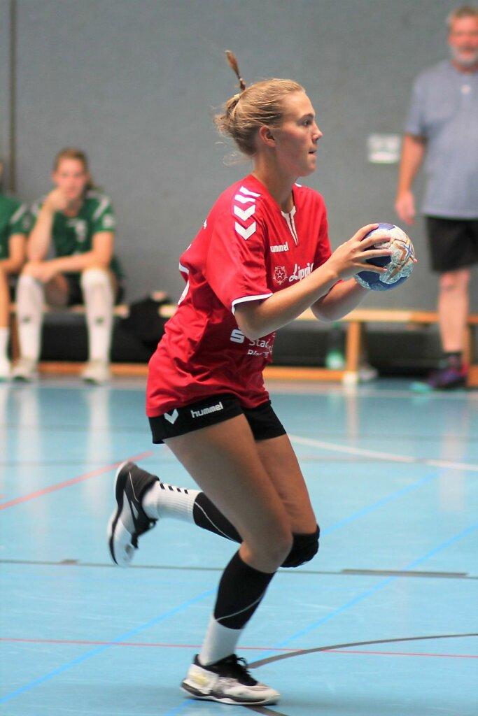 w2 HSG Blomberg-Lippe - HSV Minden-Nord