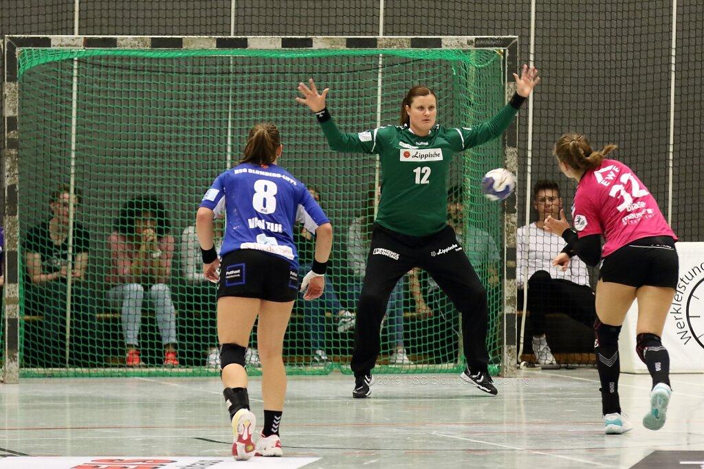 1. Bundesliga  Bad Wildungen Vipers - HSG Blomberg-Lippe
