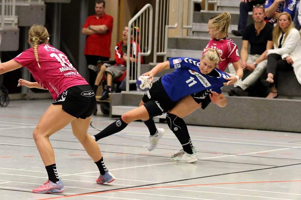 1. Bundesliga  Bad Wildungen Vipers - HSG Blomberg-Lippe