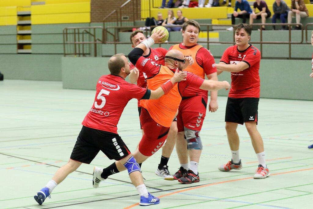M2  HSG Blom-Lippe 2 - VfL Schlangen 2
