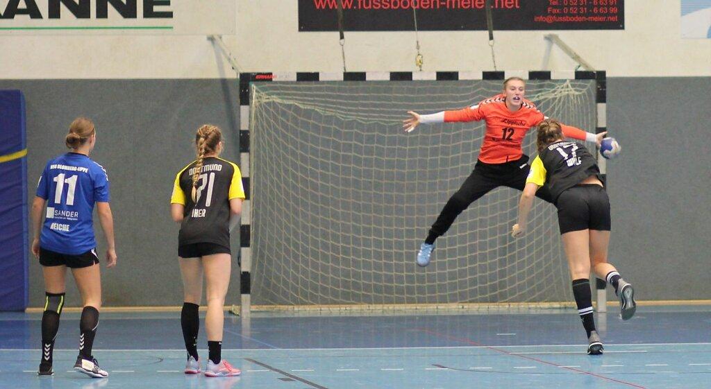 w2 HSG Blomberg-Lippe - Bv Borussia Dortmund