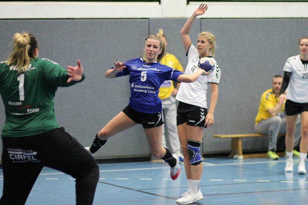 w2 HSG Blomberg-Lippe - Königsborner Spiel-Verein Handball